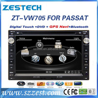 ZESTECH OEM car entertainment multimedia system for VW Passat B5/ Golf 4/ Polo /Bora car audio with car gps navigation