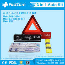 Safety Roadside Emergency First Aid Car Kits