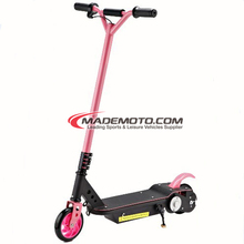2 wheel stand up electric scooter with high quality pu wheel