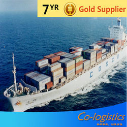 Cheap cargo rate FCL/LCL sea freight from guangzhou/shenzhen to AREZZO---- derek skype:colsales30