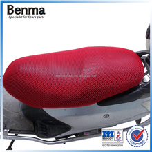 dampproof no water 3d screen cloth elastic seat cover for electric bike/scooter /motorcycle