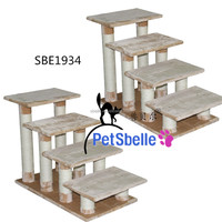 Cat toy cat tree with stairs