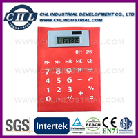 Wholesale digital calculator with solar cell