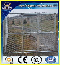 Wholesale iron fence dog kennel made in china