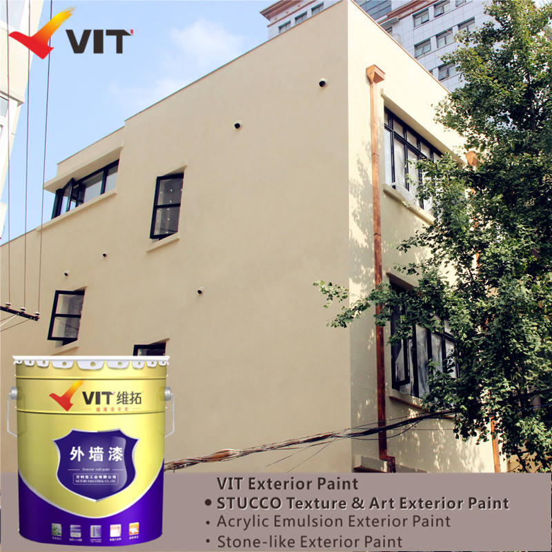 VIT Caboli Exterior House Paint Colors