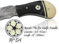 "Mosaic Pins for Knife Handles MP 54 (3/8"") 9.5mm"