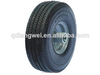 "pneumatic tyres 4.10/3.50-4 pu wheels 10"" tire for hand trolley scooter and kid toy pneumatic tyres"