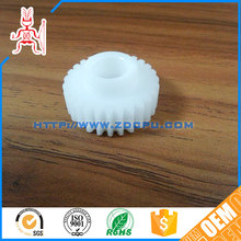 Injection molding cheap ptfe pinion spur gear