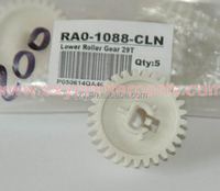 Lower roller gear 29T for hp1200 laserjet printer spare parts fuser gear RAO-1088-000