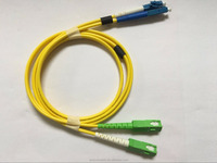 LC-SC Fiber optic patch cord cable good quality fiber optic cable