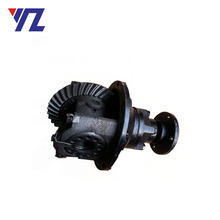 Heavy Duty Trike Differential Assembly For Petrol Tricycle Rear Axle