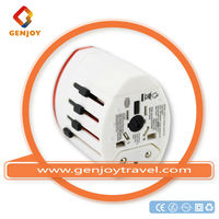Cheap with Charming Appearance GENJOY A1121 plug for italy plug america outlet travel