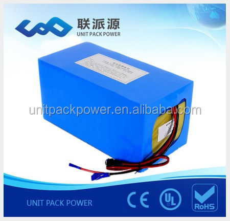 DIY 15s 48v 20Ah lifepo4 battery pack+BMS+charger