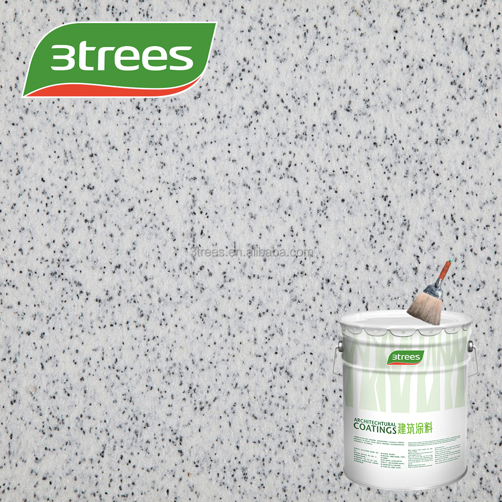 3TREES Natural Stone Latex Paint