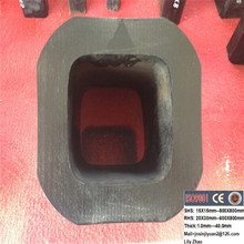 MS Square Pipe 120mm x 120mm x 20mm Thk
