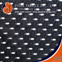EYSAN 100%Polyester Light For Lining Fashion Wear Mesh Tricot Fabric