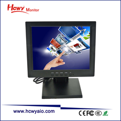 12 inch Touchscreen Pos Monitor USB Touch Screen Monitor
