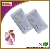 Sample free factory direct Iron powder nonwoven fabric portable hand warmer