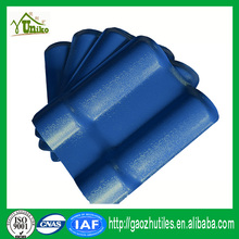 color lasting big wave resin or concrete roof tiles synthetic spanish roof tile