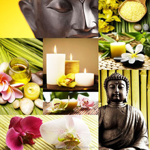 CE Ceritificated! 2015 famous canvas art painting of lord buddha wall art with led light for home decor factory price wholesale