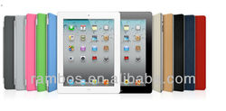 Sleep Wake Function Tri-Fold Protective Front Smart Cover for iPad Air