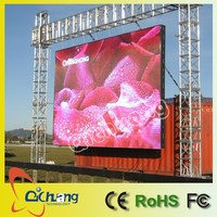 Outdoor rental use led screen display