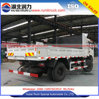 8Tons to 10Tons Mini Military dump Truck Dongfeng Four Wheel Drive Trucks