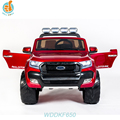 WDDKF650 Licensed Ford Ranger Remote Control Car Battery Operated Cars For Kids