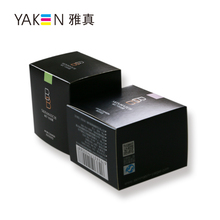 Popular classic pantone printed small product packaging printing gift box paper