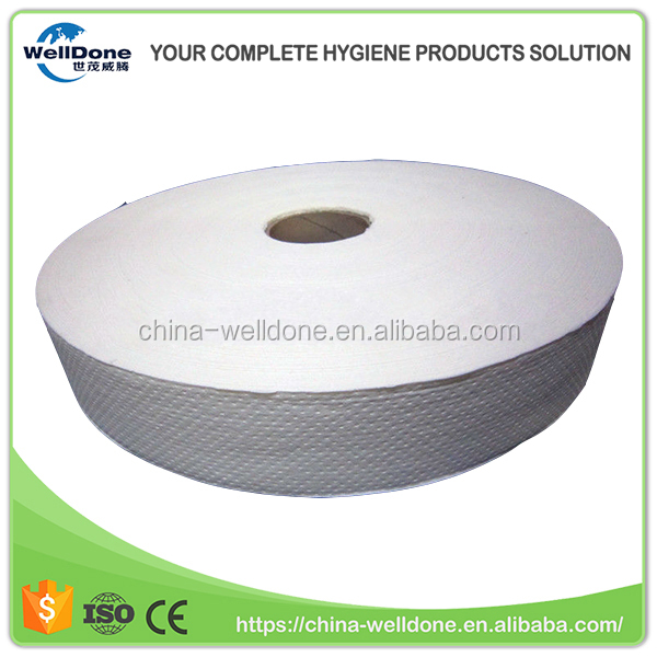 Air Laid Paper For Making Diapers And Sanitary Pads