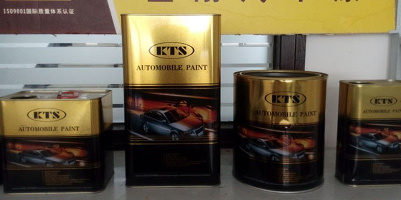 China suppliers competitive 2k car paint price
