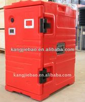 KJB-X05 Insulated Food Container with side steel handle from China.
