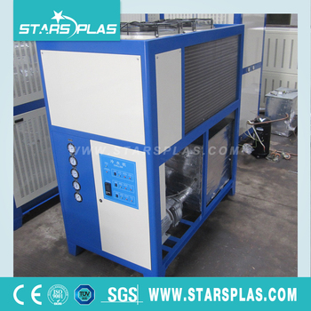 Industrial high-effect water Cooled chiller systems