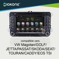 Factory supply car radio android tablet with GPS/3G/WIFI/ISDB-T for VW Magotan
