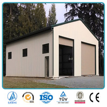 Good selling steel structure car garages / sheds for sale