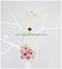 Wholesale Promotion Cheap Custom Hanging Scented Paper Car Air Freshener