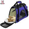Black Airline Dog Carriers Cabin Folding Animal Carry Case