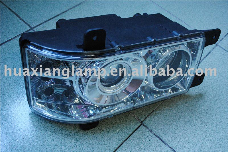 KAMAZ New Head Lamp for KAMAZ 6520 russia truck parts