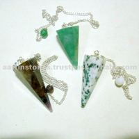 Wholesale Assorted 6 Facet Natural Gemstone