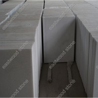 black and white marble floor tile 60*60cm
