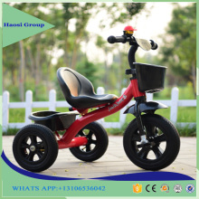 New style hot selling kids tricycle three wheel baby bike