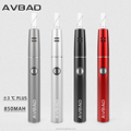 china supplier new design 850mah with 13stickers tobacco heating device