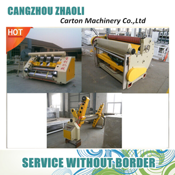 Factory price 3 ply corrugated carton production line