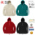 Plus Size Men Sherpa Fleece Pullover sweater with Hood