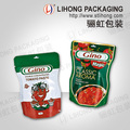 Customized Plastic Package Bag for 70g Tomato Ketchup Tomato Sauce