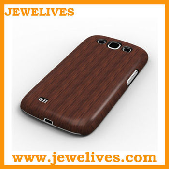 Presell Wooden case For Samsung Galaxy S4 case, IMD manufacturer