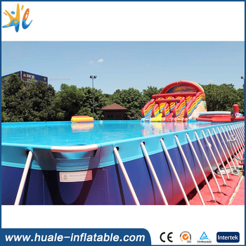Best selling swimming pool metal frame;swimming pool flooring;swimming pool frame for sale