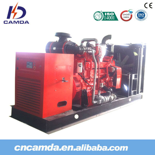 High quality CE certification biomass generator / gas cogenerator / CHP gas generator set