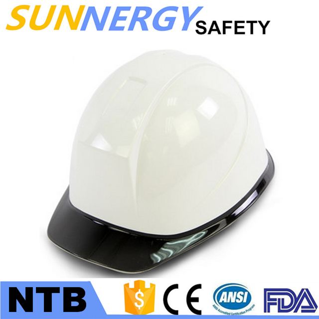 Free sample safety helmet industrial with good price