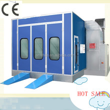 2014 Hot sell high quality car spray booth price/paint mixing room with CE appraoved
